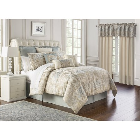 - Marquis by Waterford Warren 4-piece Bedding Comforter Set