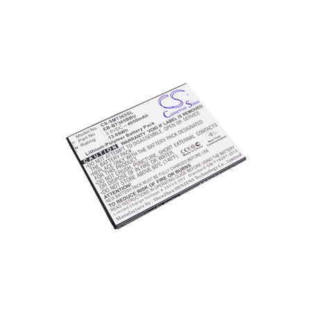 Cameron Sino 4050mAh Battery for Samsung SM-T360, SM-T365, Galaxy Tab Active, Galaxy Tab Active 8.0, SM-T360NNGAXAR, SM-T360UD, SM-T365F0, Galaxy Tab Active 4G and (Samsung Galaxy Tab 2 10-1 Battery Price)