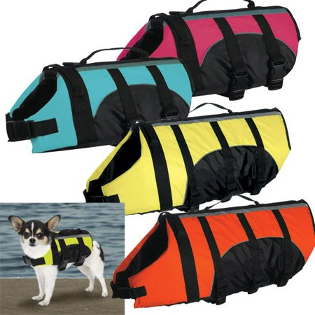 Fashion Aquatic Preserver (Guardian Gear Aquatic Pet Preserver L Yellow )