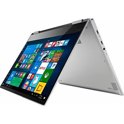 lenovo yoga 720 2-in-1 13.3 inch fhd 1080p ips touch-screen convertible laptop (2017 newest), intel core i5-7200u, 8gb ram, 256gb ssd, no dvd, webcam, wifi, fingerprint, windows 10 - platinum (Lenovo Ideapad Yoga 13-3 Inch Convertible Laptop)