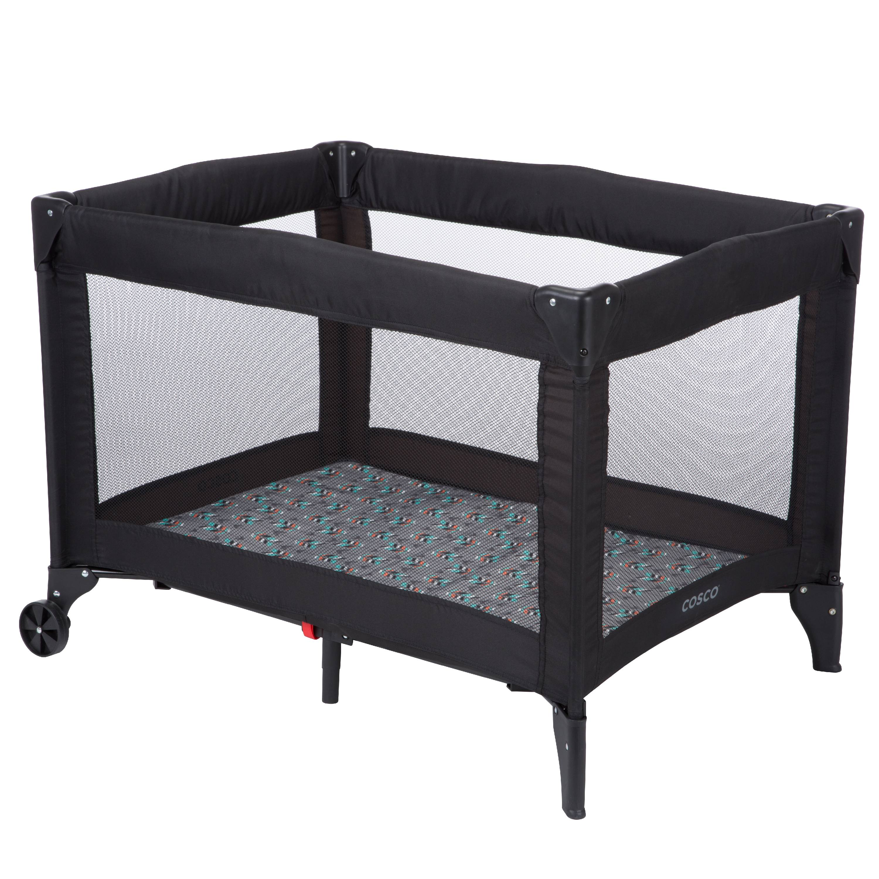 Cosco Funsport® Portable Compact Baby Play Yard, Etched Arrows