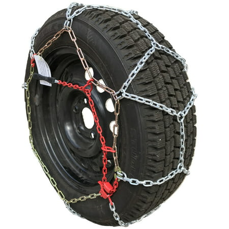Snow Chains 305/40R22, 305/40 22 ONORM Diamond Tire Chains set of 2 - image 1 of 4