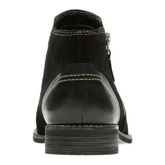 c8d09a675f24 Clarks - Women s Maypearl Juno Ankle Bootie - Walmart.com