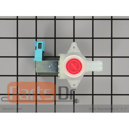 Express Parts Washer Water Inlet Valve (Hot) Replacement for Whirlpool Kenmore PS11750470