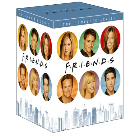 Friends: The Complete Series Collection (DVD) (List Of Best American Tv Series)