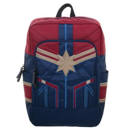 Marvel Captain Marvel Suitup Backpack](Captain America Shield Backpack)