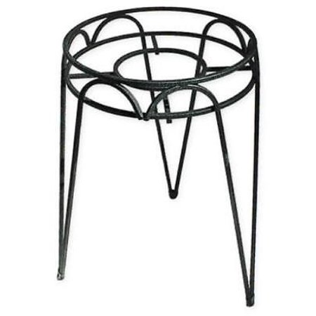 Black Wrought Iron Stand - 10
