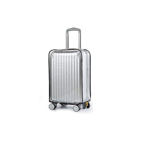 34b365d95 Codream - Dust-proof luggage cover transparent waterproof Suitcase  Protective Bags thicken 20''-30'' - Walmart.com