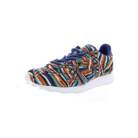 Converse Womens Aukland Racer Ox Suede Padded Insole Fashion Sneakers ()