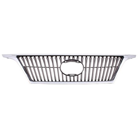 CPP Gray Grill Assembly for 2010-2012 Lexus RX350 Grille