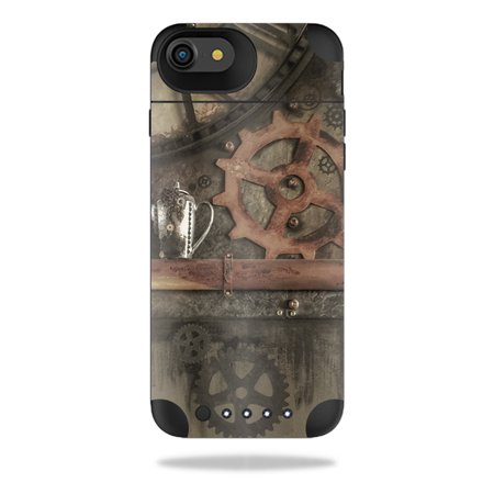 Skin Decal Wrap For Mophie Juice Pack Air Iphone 7 Case Steam Punk Room