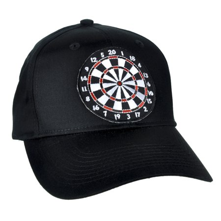 Dart Board Game Hat Baseball Cap Alternative Clothing Vintage Novelty Gift for $<!---->