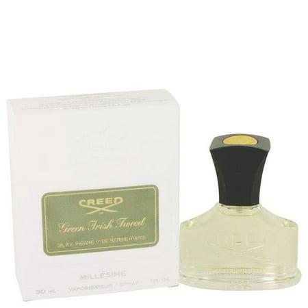 GREEN IRISH TWEED by Creed - Women - Millesime Spray 1 oz