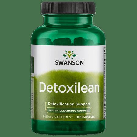 Swanson Detoxilean 120 Caps