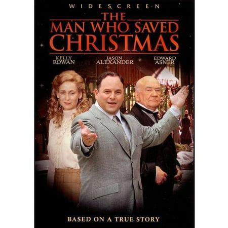 The Man Who Saved Christmas](Save Mart Christmas Hours)