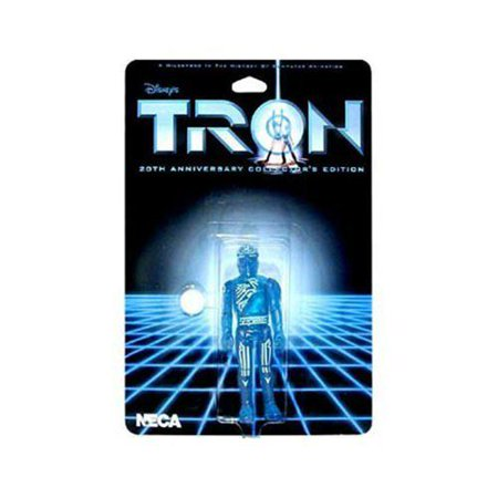 20th Anniversary Action Figure - Tron 20th Anniversary Collector's Edition 3.75