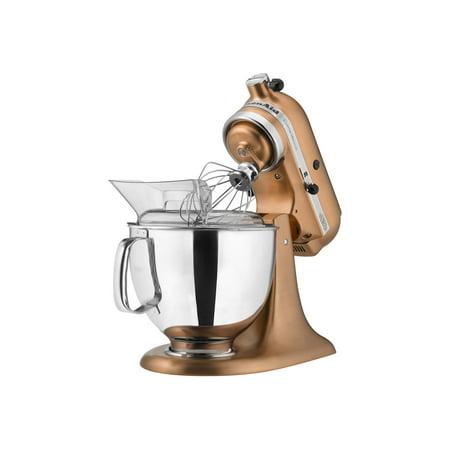 KitchenAid Custom Metallic Series KSM152PSCP - Kitchen machine - 325 W - satin copper