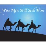 Secretly Designed Wise Men Seek by Secretly Spoiled Graphic Art