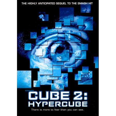 Cube 2: Hypercube POSTER Movie Mini Promo