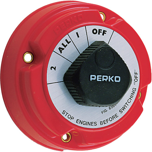 Seachoice Multi Position Battery Selector Switch without Lock by Seachoice Products