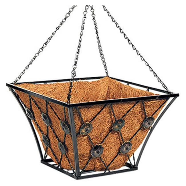 Panacea 88961TV 14 in. Square Regency Style Hanging Basket - image 1 de 1