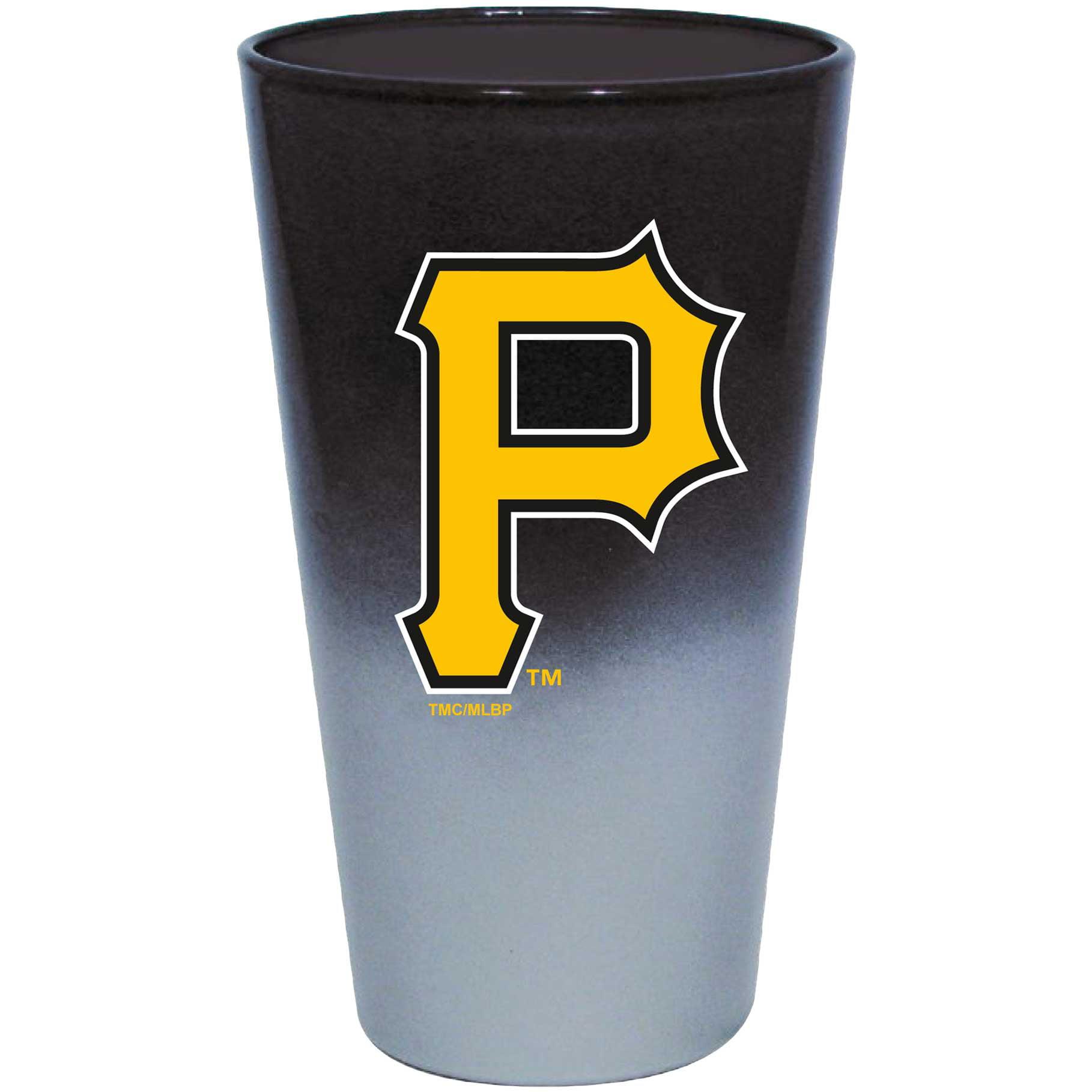 Pittsburgh Pirates 16oz. Two-Tone Mixing Glass - No Size