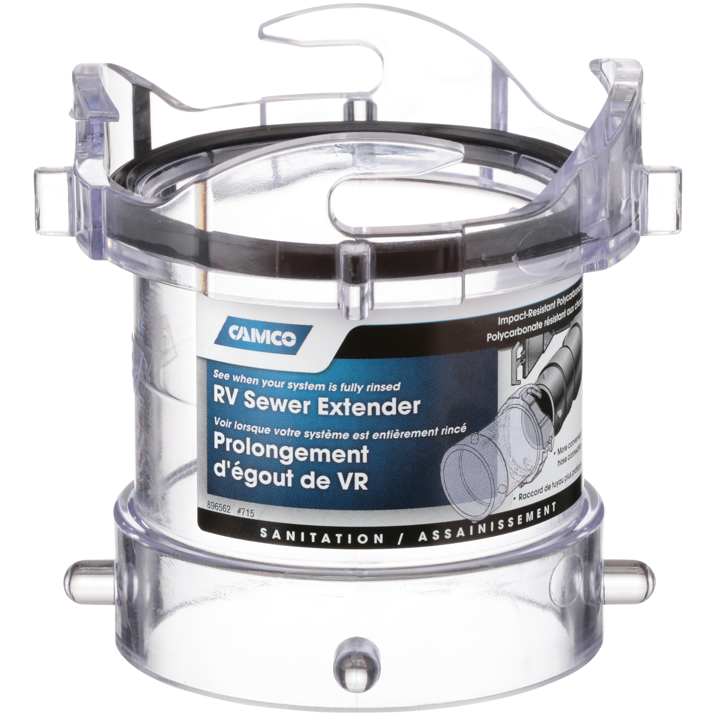Camco RV Sewer Extender
