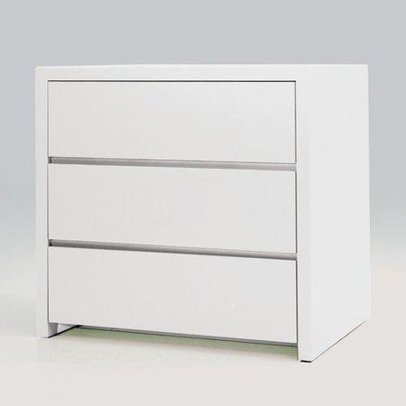 mobital blanche 3 drawer nightstand set of 2. Black Bedroom Furniture Sets. Home Design Ideas