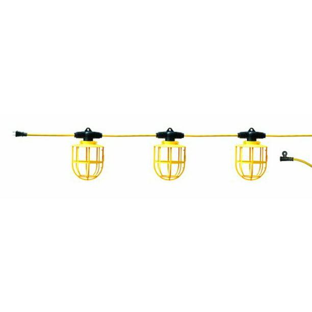 50 Ft Temporary Light String Linkable