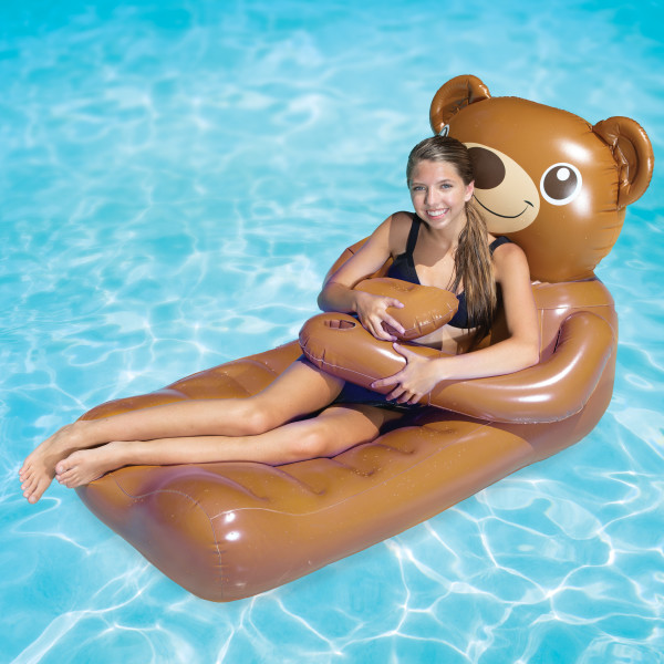 SwimWays Huggables Animal Pool Floats by Swimways