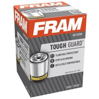 FRAM Tough Guard Filter TG6607, 15K mile Change Interval Oil Filter