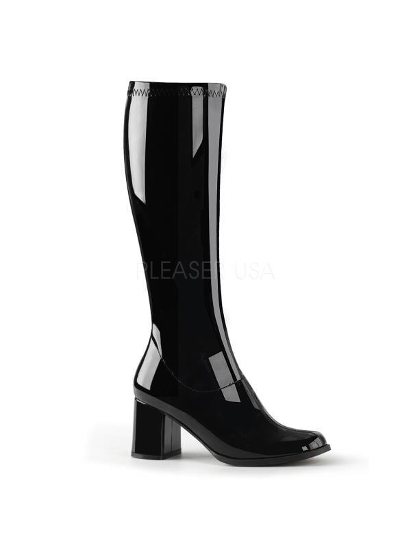 GOGO300/B Funtasma Women's Boots BLACK Size: 10