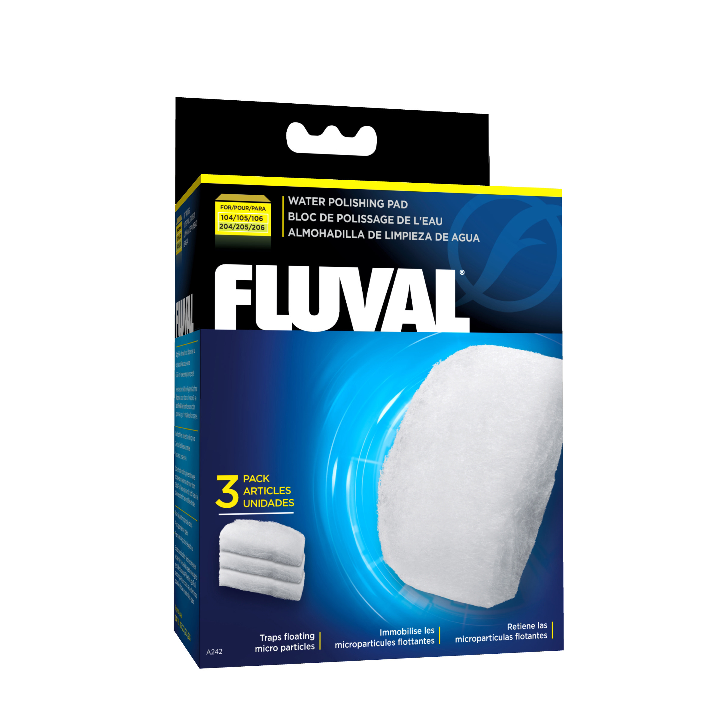 Fluv Water Polishing Pad 104/105/204/205
