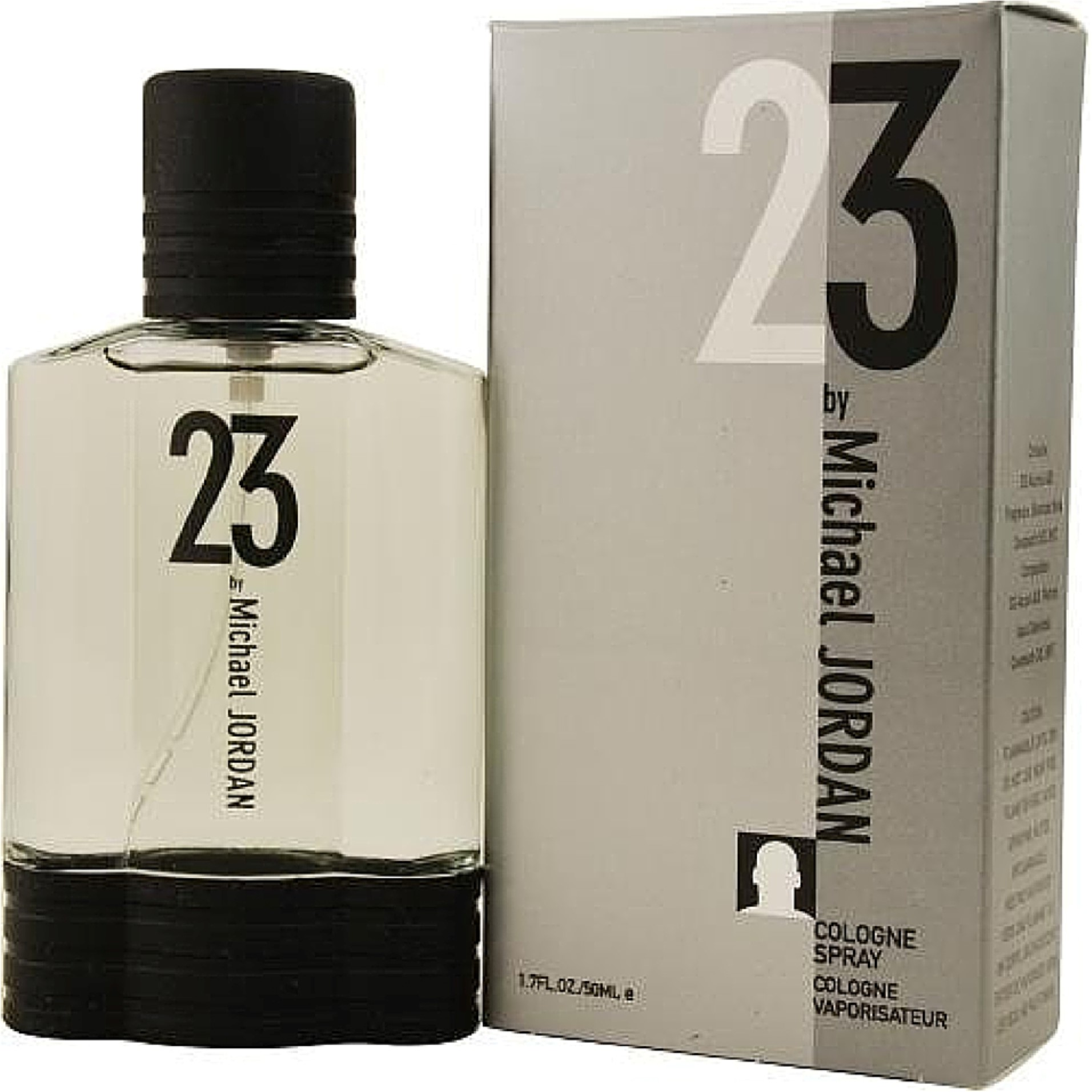 Michael Jordan 23 For Men Cologne Spray 1.70 oz