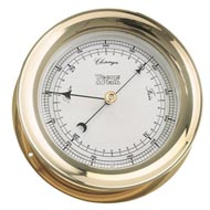 Weems and Plath Admiral Barometer