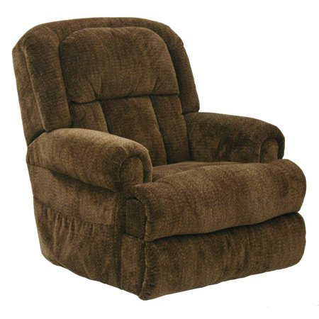 Catnapper Burns Fabric Power Lift Full Lay Flat Recliner