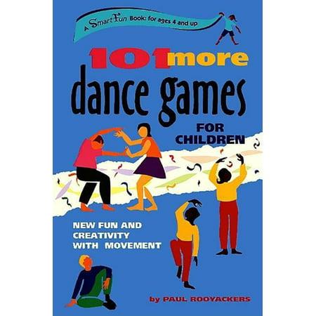101 More Dance Games for Children - eBook](Childrens Halloween Dance Games)
