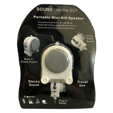 Pony Portable Mini Hifi Rechargeable Speaker with Extra Bass Sound MP3 Player](Halloween Sound Effects-special Mp3)