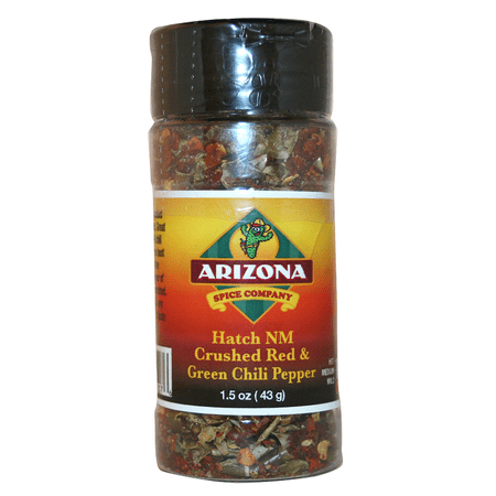 (2Pack) Hatch Crushed Red and Green Chile Pepper