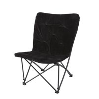 Mainstays Memory Foam Folding Butterfly Lounge Chair