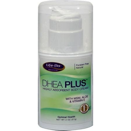 Life-Flo DHEA Plus Crème Corps - 2 oz - (Lot de 2)