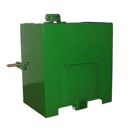 Titan Category 1 Ballast Box 3 Point Fits John Deere Tractors (John Deere Ballast Box)