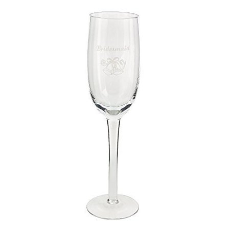 Fun Express - Bridesmaid Champagne Flute 8 oz. (1-Pack)