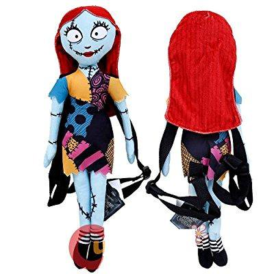 Sally Nightmare Before Christmas Costumes (nightmare before christmas sally plush doll backpack nbc costumes)