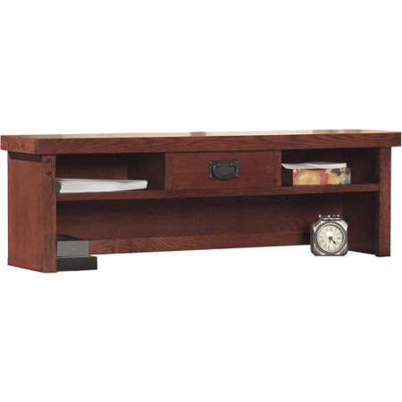 - Mission Hutch for Internet Credenza, Mission Finish