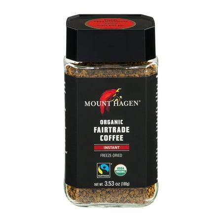 Mount Hagen Freeze Dried Coffee 3.5 OZ
