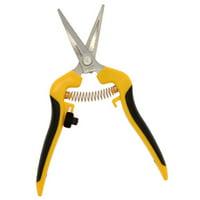 Zenport H357 Comfi-grip, Curved Blade Stainless Harvest Shear