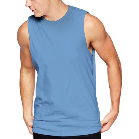 Ma Croix - Mens Sleeveless Shirts Muscle Tank Top Gym Lightweight Plain  Blank Tee - Walmart.com