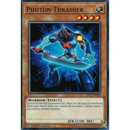 Halloween Hellride Thrasher (YuGiOh Link Strike Photon Thrasher)