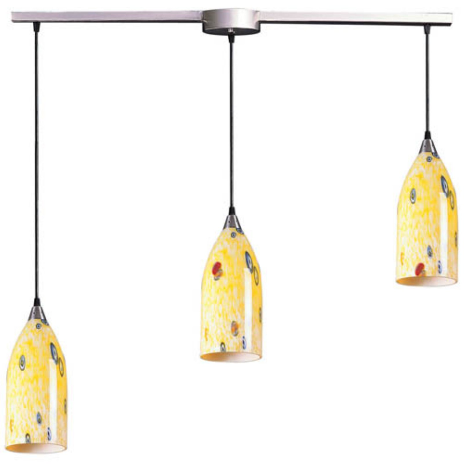 Verona Pool Table Light-3 Shades